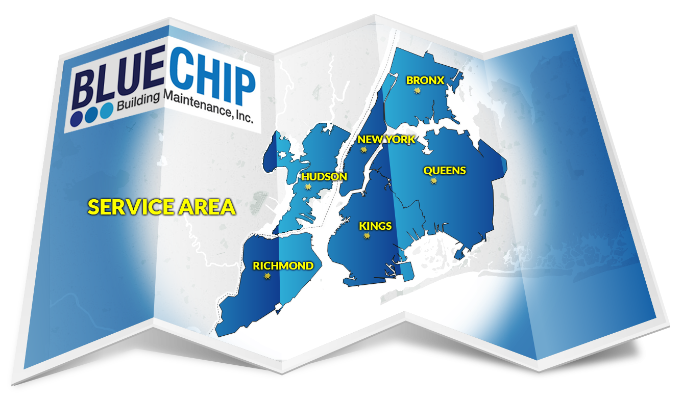 Blue Chip Maintenance Service Area NYC
